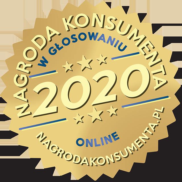 Nagroda konsumenta w głosowaniu 2020